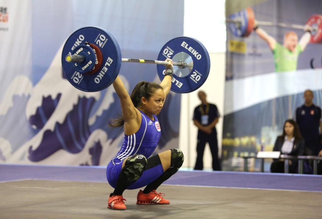 Sarah Hovden Øvsthus rykk 69 EM U23 2015